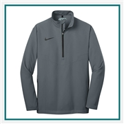 Nike Golf Men's 1/2-Zip Wind Shirt with Custom Embroidery, Nike Golf Corporate Apparel, Nike Golf Men's Golf Shirts
