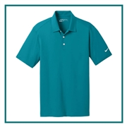 Nike Golf Men's Dri-FIT Vertical Mesh Polo with Custom Embroidery, Nike Custom Polos, Nike Custom Logo Gear