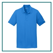 Nike Men's Dri-FIT Solid Icon Pique Polo with Custom Embroidery, Nike Corporate Sales, Nike Branded Polos