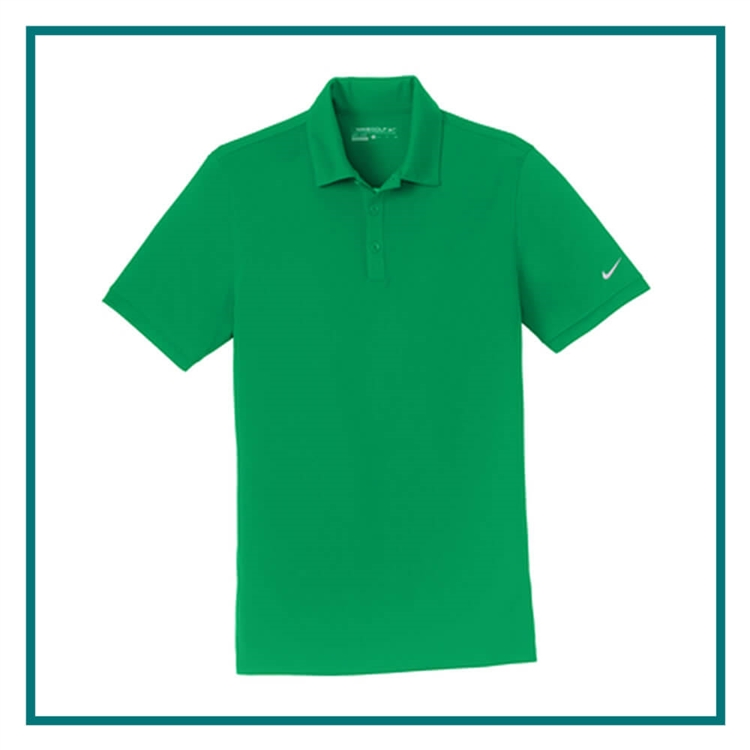 c555c2506 Nike Golf Men s Dri-FIT Smooth Performance Polo Custom Embroidered ...