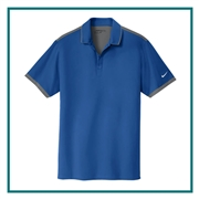 Nike Golf Men's Dri-FIT Stretch Woven Polo with Custom Embroidery, Nike Golf Corporate Apparel, Nike Golf Men's Golf Polo