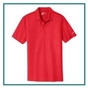 Nike Golf Men's Dri-FIT Embossed Tri-Blade Polo with Custom Embroidery, Nike Custom Polos, Nike Custom Logo Gear
