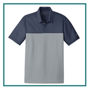Nike Golf Men's Dri-FIT Colorblock Micro Pique Polo with Custom Embroidery, Nike Golf Corporate Apparel, Nike Golf Men's Golf Polo