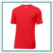 Nike Golf Men's Core Cotton Tee with Custom Embroidery, Nike Custom T-Shirts, Nike Custom Logo Gear