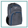 Nike Golf Performance Backpack TG0243 Stitched Logo