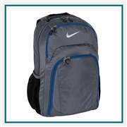Nike Performance Backpack TG0243 with Custom Embroidery, Nike Custom Backpacks, Nike Corporate Logo Gear