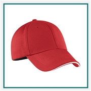 Nike Golf Dri-FIT Mesh Swoosh Flex Sandwich Cap with Custom Embroidery, Nike Custom Caps, Nike Custom Logo Gear
