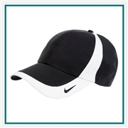 Nike Golf Dri-FIT Technical Colorblock Cap with Custom Embroidery, Nike Custom Caps, Nike Custom Logo Gear