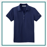 Nike Golf Ladies Dri-Fit Classic Polo with Custom Embroidery, Nike Custom Polos, Nike Custom Logo Gear