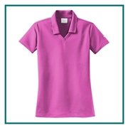 Nike Golf Ladies Micro Pique Polo with Custom Embroidery, Nike Custom Polos, Nike Custom Logo Gear