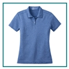 Nike Ladies Dri-Fit Heather Polo 474455 Corporate Branded