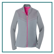 Nike Golf Women's Therma-FIT Hypervis Full-Zip Jacket with Custom Embroidery, Nike Golf Corporate Apparel, Nike Golf Women's Golf Jacket