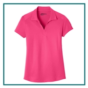 Nike Golf Ladies Dri-FIT Legacy Polo 838957 with Custom Embroidery, Nike Custom Pebble Texture Polo, Nike Dri Fit 838957 Custom Embroidered, Nike Embroidered Golf Shirts