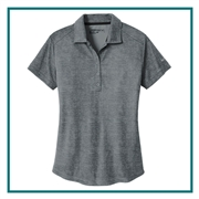 Nike Golf Women's Dri-Fit Crosshatch Polo with Custom Embroidery, Nike Golf Corporate Apparel, Nike Golf Women's Golf Polo