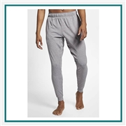 Nike Men's Yoga Dri-FIT Heathered Pants Custom Printing
