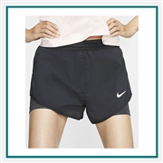 Nike Women's Tempo Lux Shorts Custom Printing