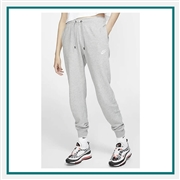 Nike Women's Sportswear Essential Fleece Pants Custom Printing