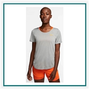 Nike Women's Running Top Custom Logo