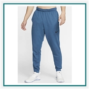 Nike Men's Dri-FIT Fleece Training Pants Custom Printing