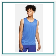 Nike Men's Pro Tank Custom Embroidered