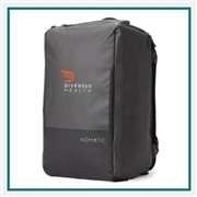 NOMATIC 40L Travel Bag Corporate Logo