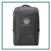 NOMATIC Backpack 20L Embroidered Logo