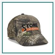 Outdoor Cap Camo 101IS Custom Embroidered