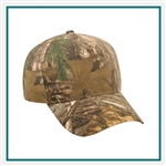Outdoor Cap Camo 201LP Custom Embroidery