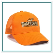 Outdoor Cap 6-Panel Camo Mesh Back 315, Outdoor Cap 315, Outdoor Cap Promotional Headwear, Outdoor Cap Buy Online
