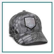 Outdoor Cap 6-Panel Classic Twill Camo with Hook/Loop Tape Closure 350, Outdoor Cap 350, Outdoor Cap Promotional Headwear, Outdoor Cap Buy Online