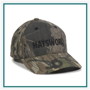 Outdoor Cap 6-Panel Brushed Camo 401PC, Outdoor Cap Embroidered, Outdoor Cap 401PC, Outdoor Cap Promotional Headwear, Outdoor Cap Buy Online