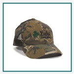Outdoor Cap 6-Panel Camo Mesh Back 415PC, Outdoor Cap Embroidered, Outdoor Cap 415PC, Outdoor Cap Promotional Headwear, Outdoor Cap Buy Online