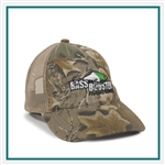 Outdoor Cap 6-Panel Camo Front With Solid Mesh Back 430PC, Outdoor Cap 430PC, Outdoor Cap Promotional Headwear, Outdoor Cap Buy Online