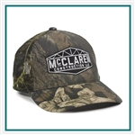 Outdoor Cap 5-Panel Mesh Back Custom Embroidery