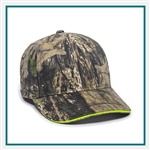 Outdoor Cap 6-Panel Camo with Sandwich, Outdoor Cap CS350, Outdoor Cap Promotional Headwear, Outdoor Cap Buy Online