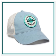 Outdoor Cap 6-Panel Heavy Garment Washed, Mesh Back FWT130, Outdoor Cap FWT130 Outdoor Cap Promotional Headwear, Outdoor Cap Buy Online