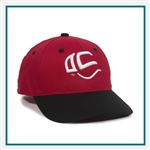 Outdoor Cap 6-Panel Structured Cotton Twill Cap GL271, Outdoor Cap GL271, Outdoor Cap Promotional Headwear, Outdoor Cap Buy Online