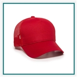 Outdoor Cap 5-Panel Mid to Low Profile with Mesh Back GL415, Outdoor Cap GL415, Outdoor Cap Promotional Headwear, Outdoor Cap Buy Online