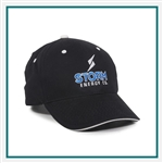 Outdoor Cap 6-Panel Structured Cap with Contrasting Accent GL845, Outdoor Cap GL845, Outdoor Cap Promotional Headwear, Outdoor Cap Buy Online