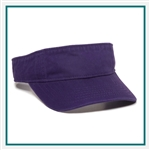 Outdoor Cap Garment Washed Twill Visor, Outdoor Cap gwtv100, Outdoor Cap Promotional Headwear, Outdoor Cap Buy Online