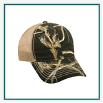 Outdoor Cap 6-Panel Realtree APC Mesh Back RTC350M, Outdoor Cap Promotional Headwear, Outdoor Cap Buy Online