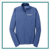OGIO Men's Pixel 1/4-Zip Pullover with Custom Embroidery, OGIO Custom Pullovers, OGIO Custom Logo Gear