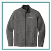 OGIO Men's Grit Fleece Jacket with Custom Embroidery, OGIO Custom Fleece Jackets, OGIO Custom Logo Gear