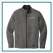 OGIO Men's Grit Fleece Jacket Custom Embroidered