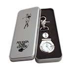 Origins Clip-on Golf Bag Watch LJ01001 - Laser Engraving, Origins of Golf Watch, Origins Golf Gifts