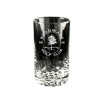 Origins Hi-Ball Glass 9 oz. LKGW006 - Laser Engraving, Origins of Golf Ceramic, Origins Golf Awards
