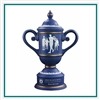 Origins Custom Men's Golf Cup Medium Ceramic Trophy with Engraved Logo, Origins Co-Branded Golf Awards