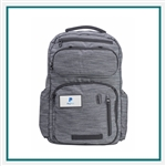 Origaudio Embarcadero Pack with Custom Embroidery, Origaudio Custom Backpacks, Origaudio Corporate Logo Gear