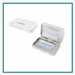 Origaudio PhoneSoap 3.0 UV Sanitizer + Charger with Custom Embroidery, Origaudio Custom Tech Gadgets, Origaudio Corporate Logo Gear