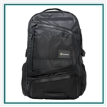 Origaudio Tahoe Weekender Backpack with Custom Embroidery, Origaudio Custom Backpacks, Origaudio Corporate Logo Gear
